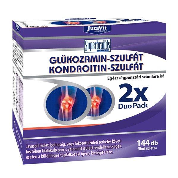 glükózamin-kondroitin vizsgálatok