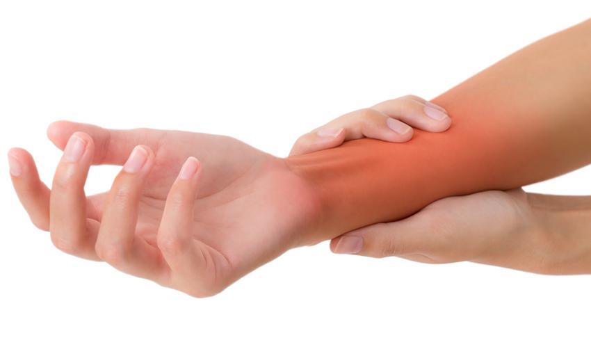ízületi kezelés a lábban