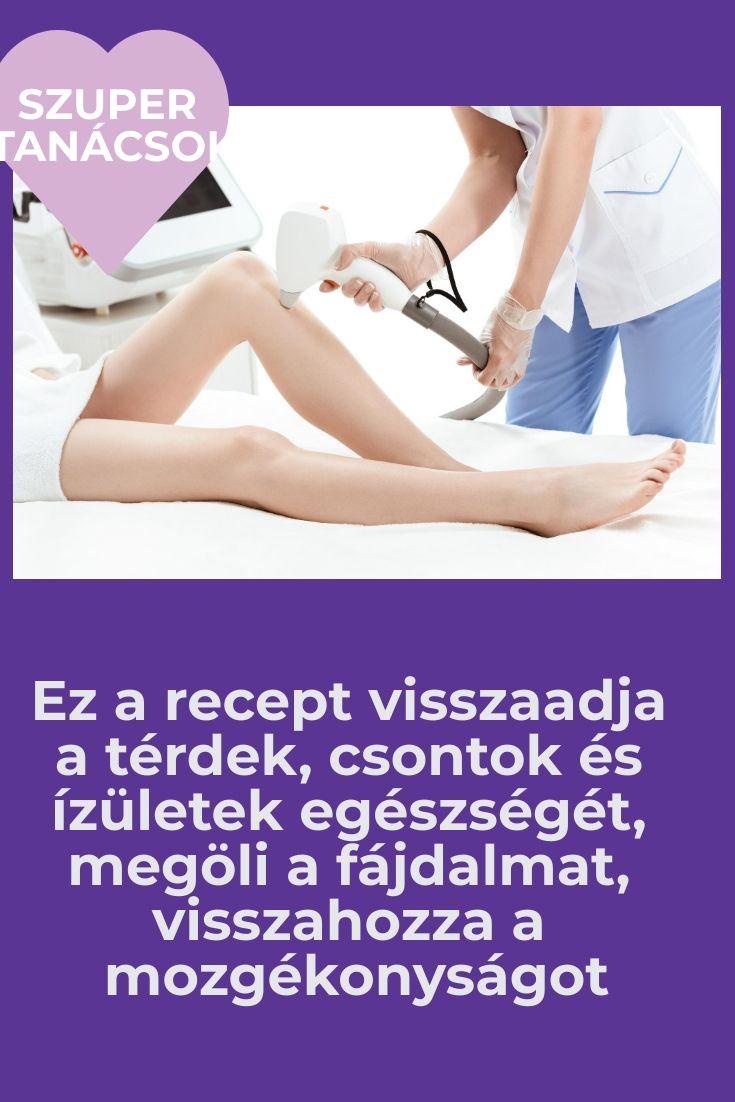 receptek a lábak ízületeiben jelentkező fájdalomra)