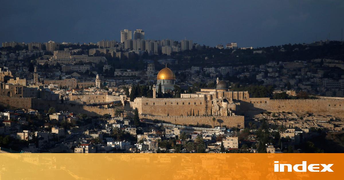 közös kezelés jeruzsálemben)