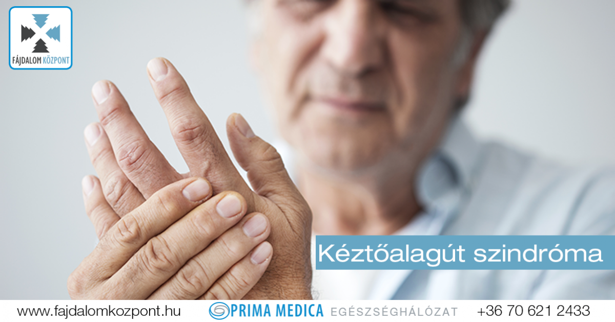középső ujj fájdalma)