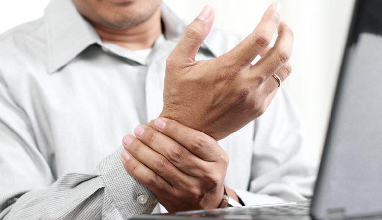 a 2. fokú kezelés ízületi gyulladása