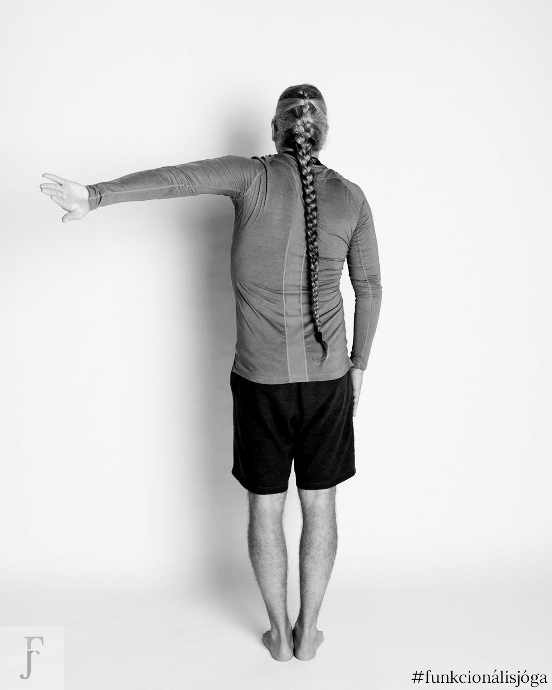 vállízület fájdalom a karok hátrahúzásakor