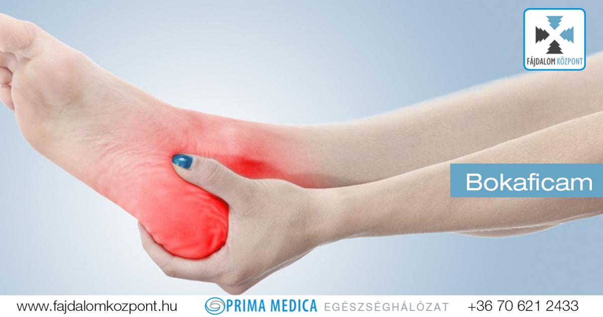 fájdalom és duzzanat a lábak bokaízületében