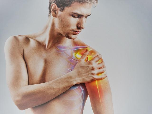 fájdalom a jobb kéz ízületében edzés után
