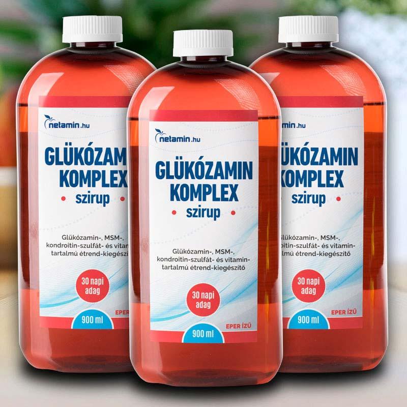 a glükozamin és a kondroitin működik)