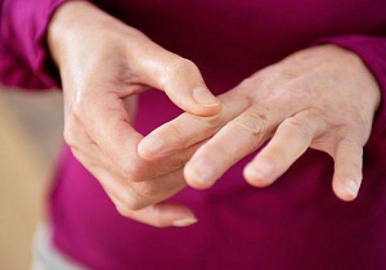 kesztyű az ujjak artritiszére)