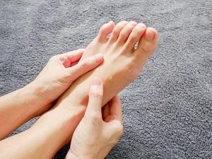 lábujj zsibbadása betegségek)