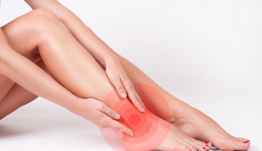 közös kezelés harcsa a bokaízület fájdalma a sarok törése után