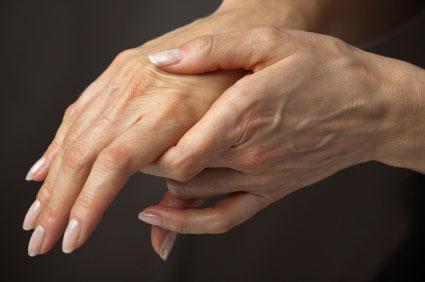 fájdalom a kéz és az ízület ízületében