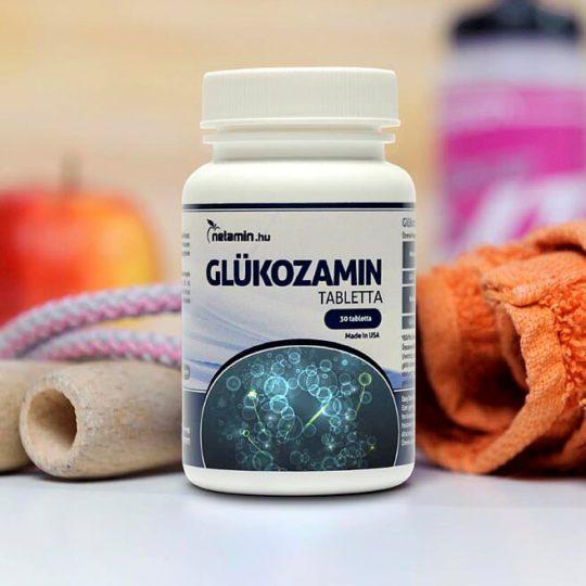 8in1 glükozamin kondroitin áron