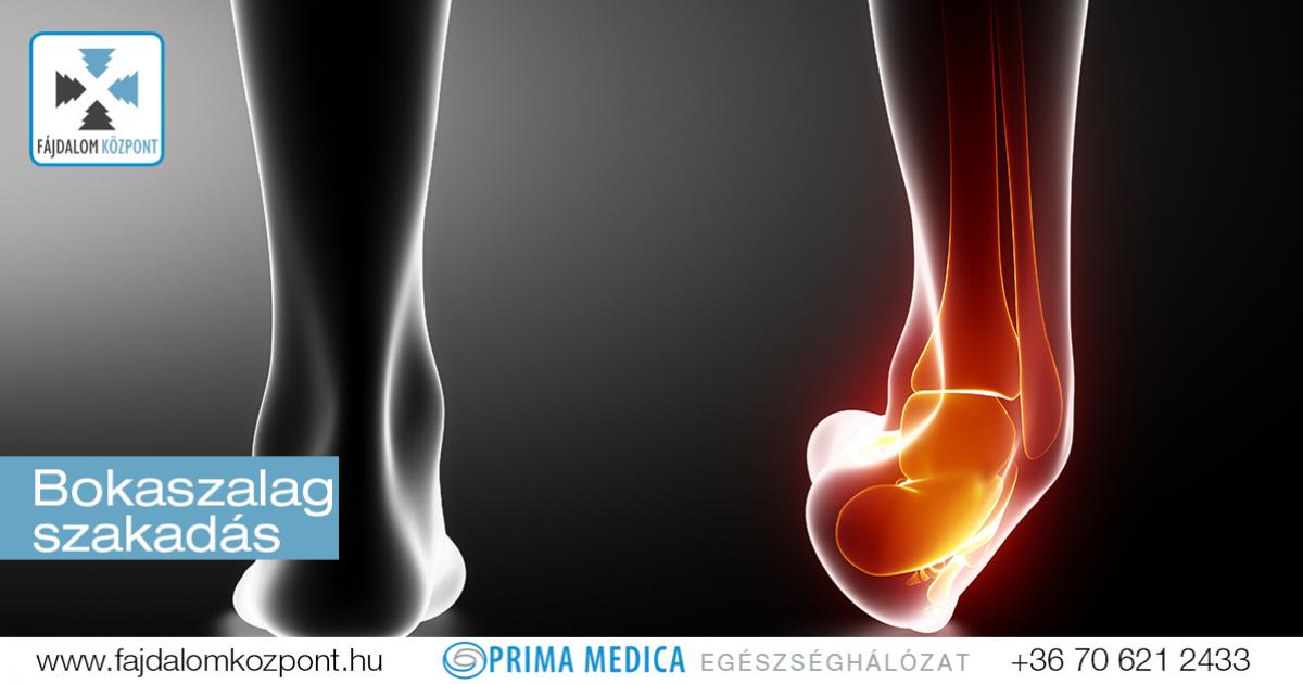 gyógyszerek a bokaízület fájdalmának kezelésére