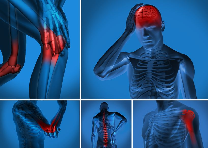 ízületi fájdalom tanulmányozása