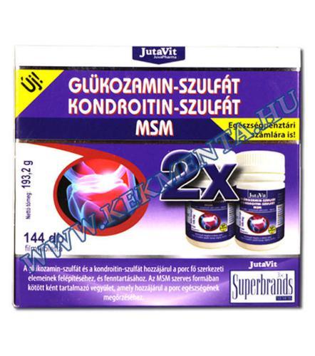 Glükozamin szulfát
