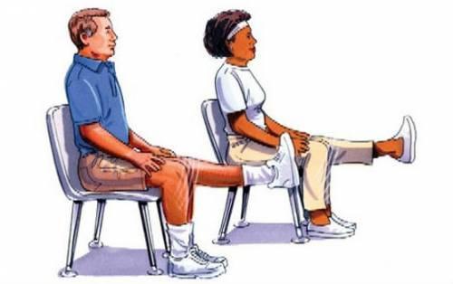 a térd artrózisával guggolva dagadt láb és kéz