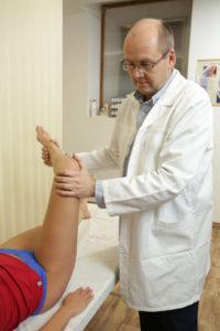 Térdizületi porc-kopás (Gonarthrosis) | Dr. Gergely Zsolt