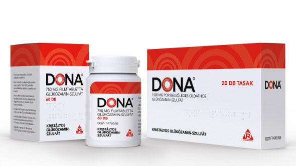 dona gyógyszer a térd artrózisának kezelésére)