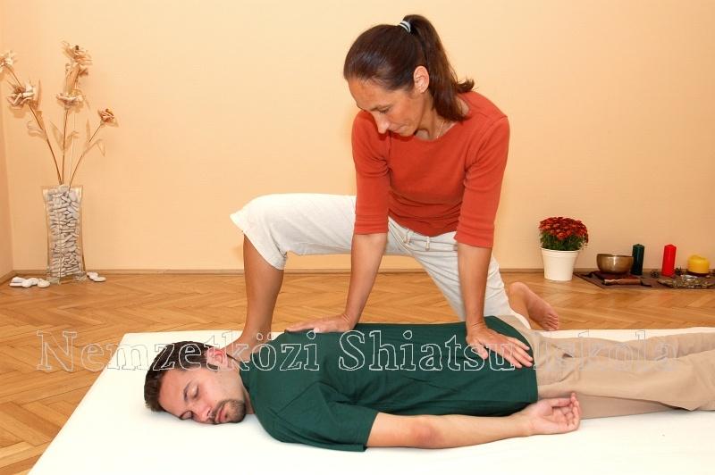 shiatsu ízületi kezelés