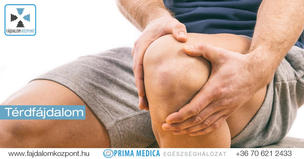 remegés és fájdalom a térdízület kezelésében)