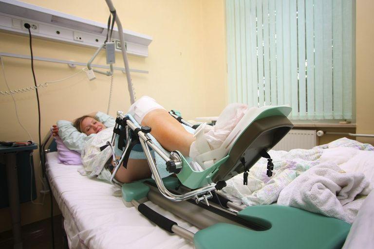 csípőpótló műtét után fájdalom