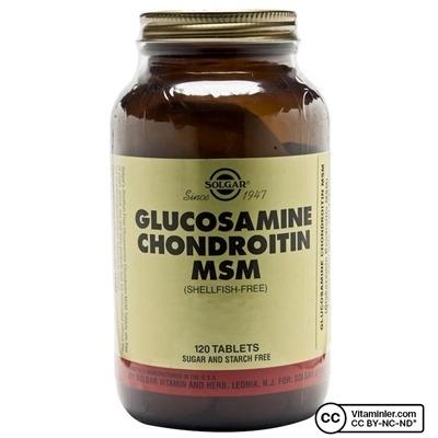 glükozamin-kondroitin c)