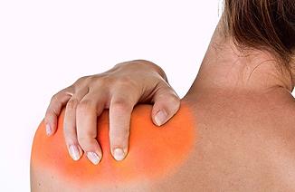 vállfájdalom miatt a térd súlyosbodása ízületi gyulladás