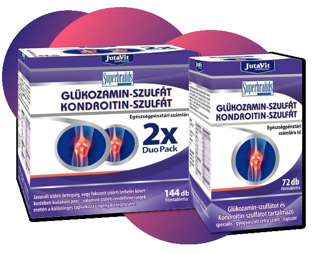 mi a glükozamin és a kondroitin ár