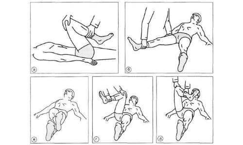 1. fokozatú artrózis a csípőízületekben)