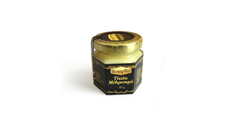 Propolisz és méhméreg a Royal Méh Balzsamban - Propolisz és méhméreg külsőleg.