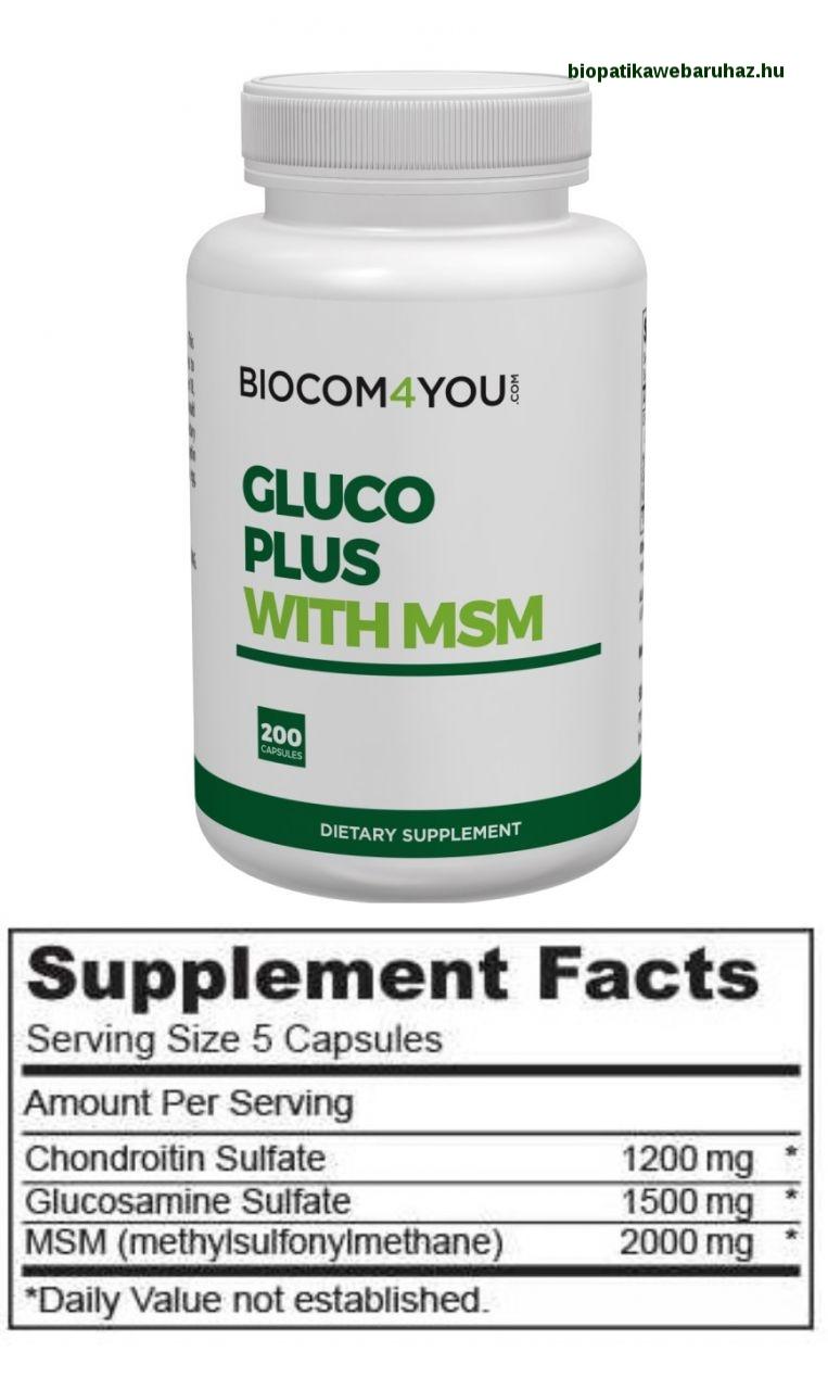 Glükozamin - mi is az pontosan?