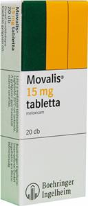 MOVALIS 7,5 mg tabletta