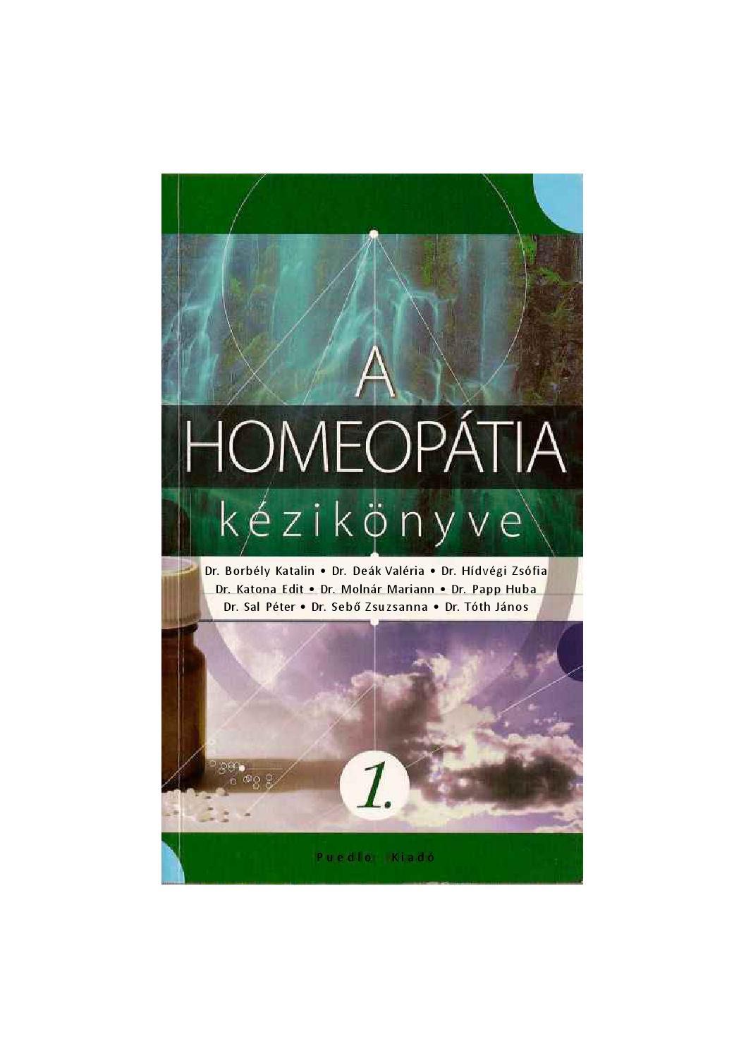 csípőfájdalom és homeopátia)