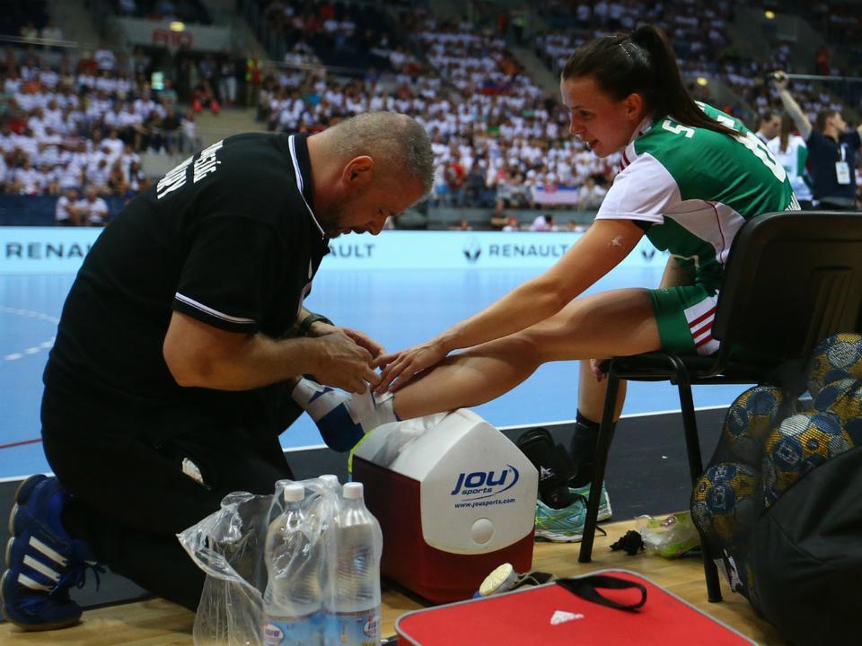 váll sérülés a röplabdában