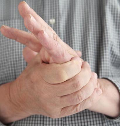 a kéz és az ujjak könyökízületeinek betegségei