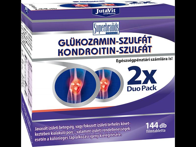 gyógyszerek kondroitin és glükózamin)