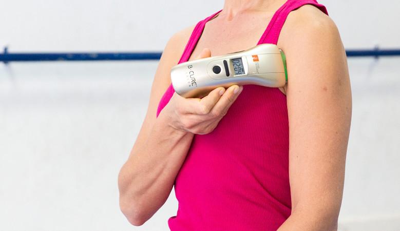 infravörös ízületi kezelés