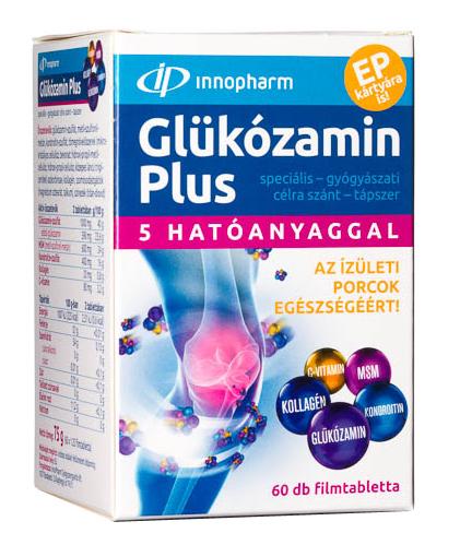 glükózamin-kondroitin tabletta gyógyszertári áron)