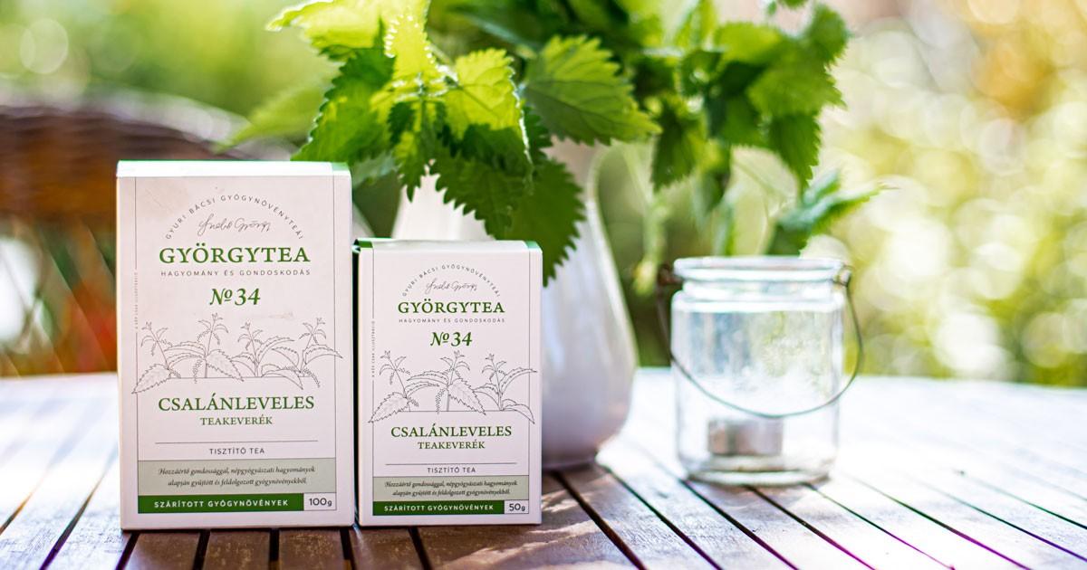 gyógynövény tea izületi gyulladásra