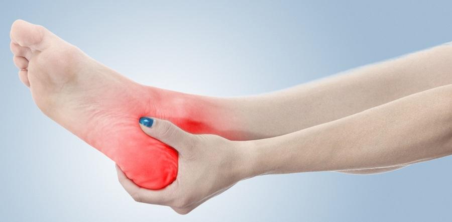 folyadék a bokaüreg kezelésében