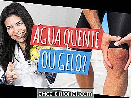 meleg térd artrózisával)