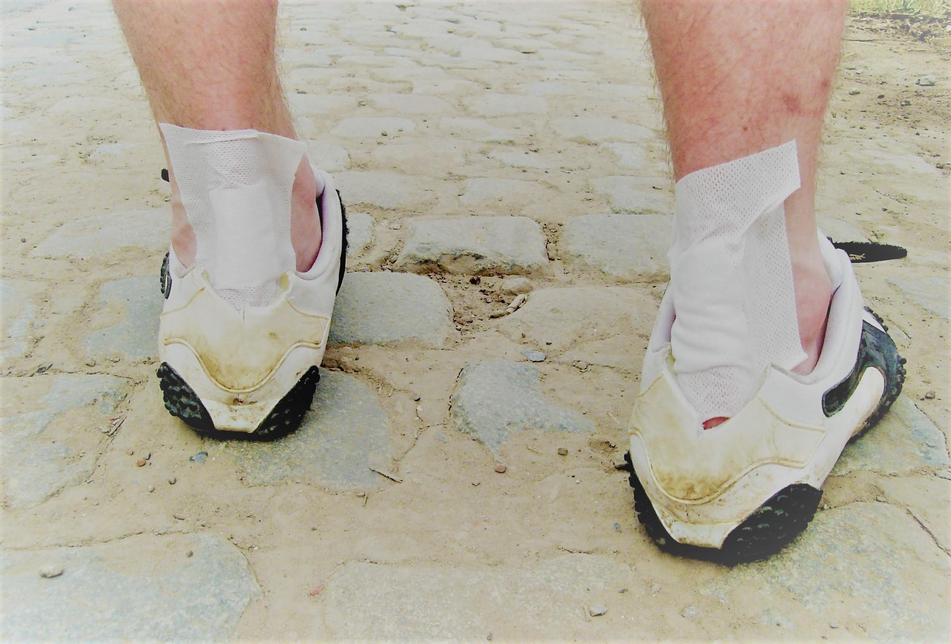 a láb sarkának ízületei fájnak