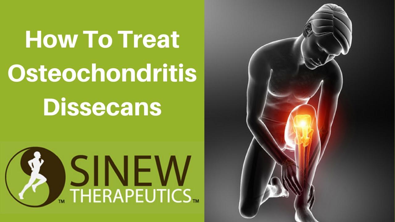 osteochondrosis treatment