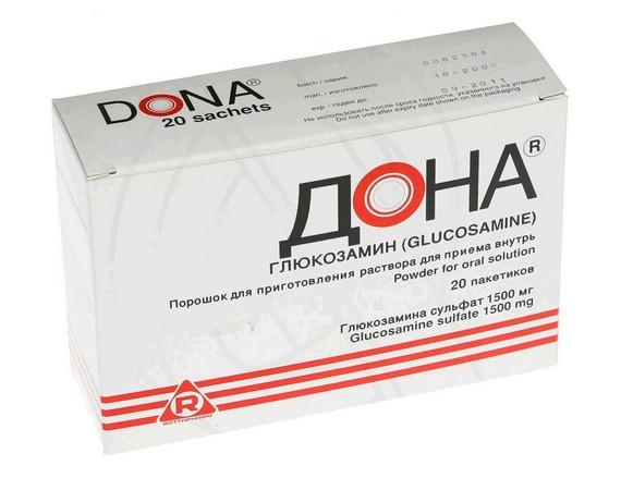 dona közös gyógymód zselatin ízületi fájdalom felírása