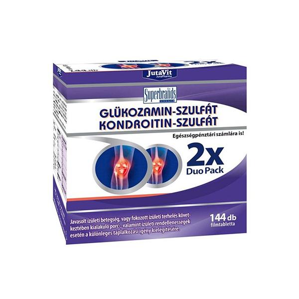 glükozamin-kondroitin energiarendszerek