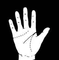a közös ujj elpirul fájdalmasan)