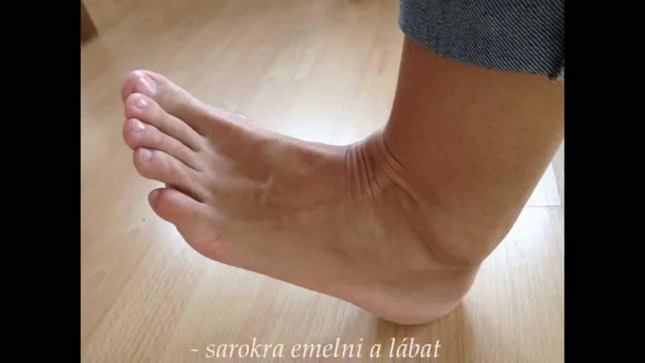 A láb ízületei valóban fájnak, mint kezelni - cseszlovak.hu