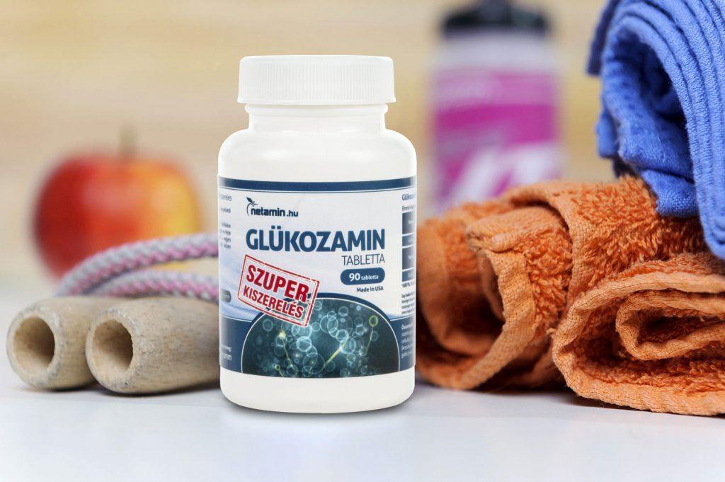 glükozamin az ízületek kezelésére hüvelykujj-izületi betegség