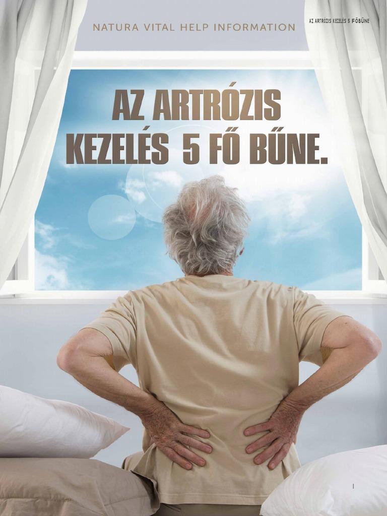 artróziskezelés injekciók nélkül