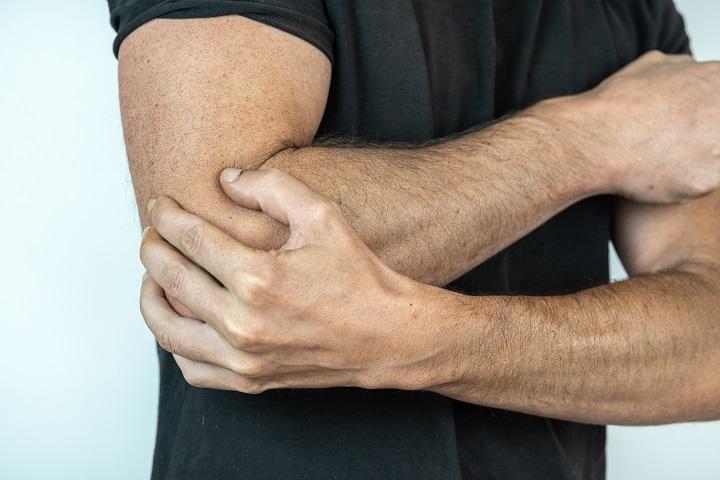 ízületi fájdalom és androgének elsősegély könyök sérülések esetén