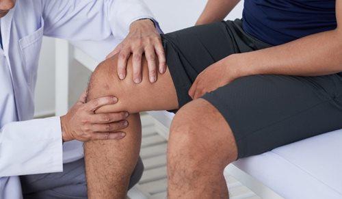 remegés és fájdalom a térdízület kezelésében